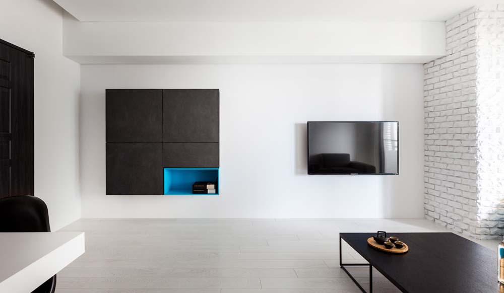 [公寓] 白色的小公寓-合抱木装修案例