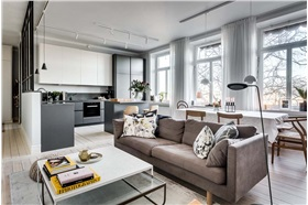 [公寓] 灰色的公寓
