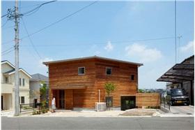 日本沿街住宅