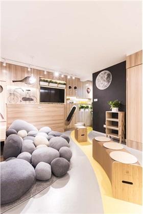 [其它]  上海60平米公寓改造设计