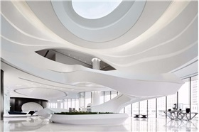 [現代簡約]  簡約高級白,打造極具藝術感的現代空間!