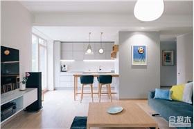 [公寓]  117平方米公寓设计