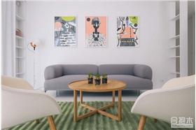 [公寓]  85平方米公寓设计