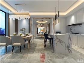 簡歐復式樓室內設計裝飾風格