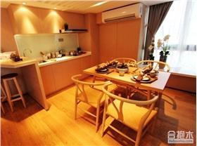 廣州萬達旅游92㎡現代復式住宅裝修設計8W