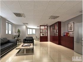 600平米混搭風格公裝項目 廣東路橋有限公司辦公室設計