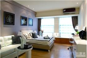 利金項目24平米小戶型裝修樣板房設計