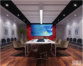 210平米混搭風格辦公室裝修 番禺海倫堡創意園