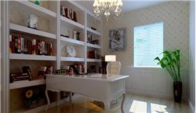 155平米歐式風格三居裝修 美好幸福的家