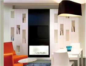 設計師自己的房子——每個空間都別有洞天,個性十足!看簡約躍層的蛻變!