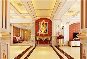 奢華,高貴,大氣歐式風格來襲——給你一個奢華精致生活。