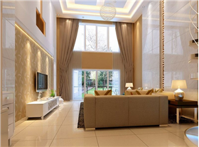 """白領夫妻復式婚房""""大動干戈"""",200平簡約復式裝出別墅空間感"""