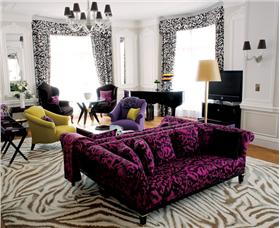 個性張揚,古舊家具與現代元素的經典搭配,8.5萬打造的119平美式新古典主義