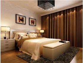 【白金翰宮】127㎡三居室現代簡約裝修空間,你的完美選擇。