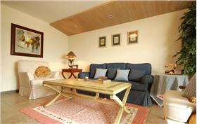 木質+布藝仿舊,營造質樸、自然的舒適生活,打造魅力美式三居!~