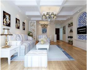 泥巴公社舊房改造專家傾心為你打造清新別致的地中海風格。