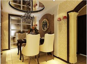 暖色系的歐式風尚,給你一個溫暖的家