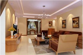 180平米四居新中式風格 简洁清雅的生活居室