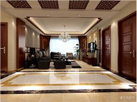 传统设计与时尚元素有机结合,打造家裝新体验