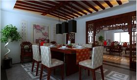 不忘中國傳統美,秉承中國傳統,打造富有中國傳統韻味的家。