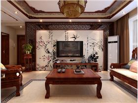 镂空格纹与雕花构造一幅安静典雅的中国风