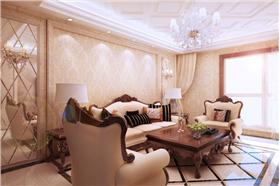 美式传统装修设计 休闲自然为主调显露主人对美好生活的尊重