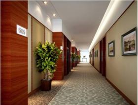 國際化設計,讓你賓至如歸!打造一個簡約現代的城市酒店!