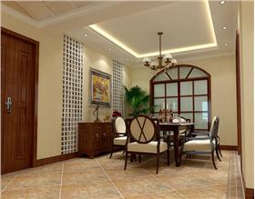 170㎡大平层装修设计效果!暖暖的慵懒的风进驻宁静舒适的家!