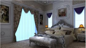 法蘭西的經典浪漫別墅,讓你足不出戶的享受法式浪漫。