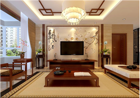 新中式古典風,書香之家滿滿的高貴典雅