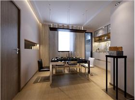 小復式也有大情調,80后134平公寓婚房,簡約中自見家庭的溫馨滿滿