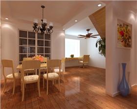 160平米復式田園風格裝修,讓碎花開滿房間!精致照片墻魅力十足