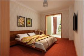 御景阁小区| 100平米两室两厅打造簡約中式 时尚与新文化的完美结合