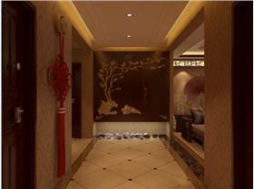 不拘泥于传统和色彩,简约舒适、时尚大气三居室