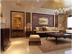 美式魅力,势不可挡,让你的家变得时尚起来吧!