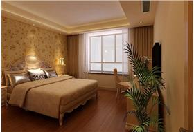 很多人觉得64平米二居小房不容易装出大气典雅,其实这样的例子也有