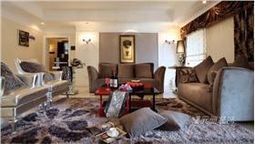 160面積-4室-颜色低调尽显奢华-整体统一 ,视觉舒服