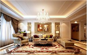 舜興東方180四居室,體驗極盡奢華尊貴的歐洲大陸風情