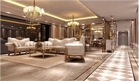 想要一个家 -- 品味别具一格奢华空间却充满温暖爱意