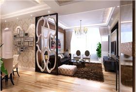 孔雀藍~魅惑紫~高端黑,120平三居精裝,打造新古典之家別樣時尚與溫馨