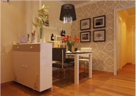 【現代簡約】小空間的大轉變 客餐廳不分區顯大戶型