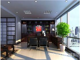 20萬造300㎡寫字樓設計,現代簡約打造時尚與實用齊備的商業沙場