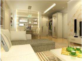 39克拉單身公寓生活 讓你體驗什么是小資生活 什么是情調生活