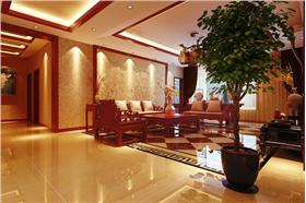 紅色能讓人精神振奮,傳統家具又有濃厚的沉重感,一升一降堪稱經典