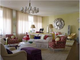美丽温馨的简约家庭公寓——给你一个温暖的家