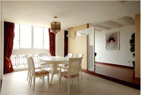 韓式田園與溫馨布藝&米黃色主調闡述溫暖小二居