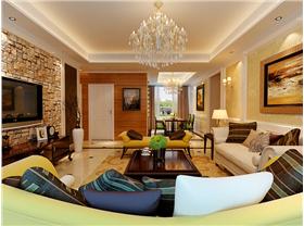 現代中式尊贵享受,180平4居典雅之选,7.2W构建不一样的生活之家
