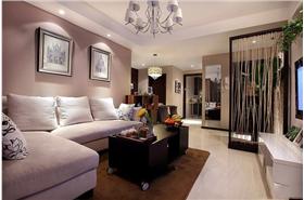 【80㎡小戶型】完美打造精致,溫馨,典雅現代簡約生活空間