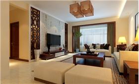 中式韵味十足,11精心打造古韵之家,154平大戶型的华丽转生