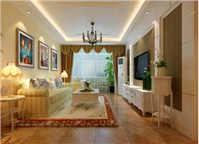 8.9萬打造天通苑,歐式田園|單身公寓也能夠如此有魅力